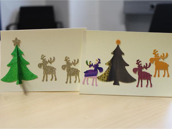 Weihnachtskarten Fur Wunschdirwas Wunschdirwas E V